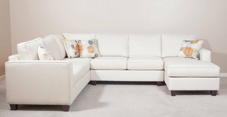 Chelsea Home Maya Sectional Sofa