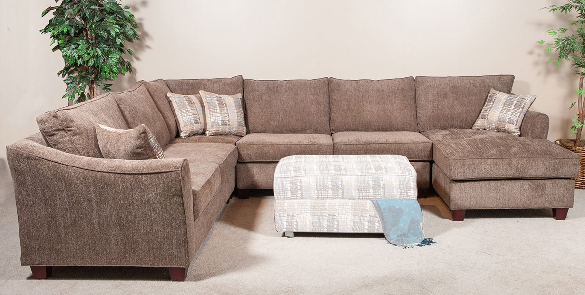 Chelsea Home Dublin Sectional Sofa