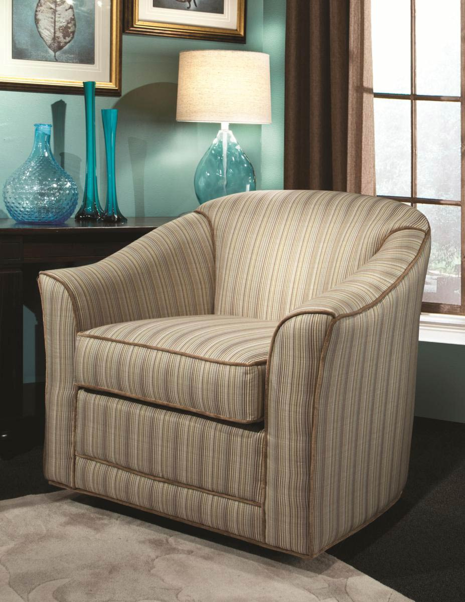 Chelsea Home Doris Swivel Glider - Deville Spa