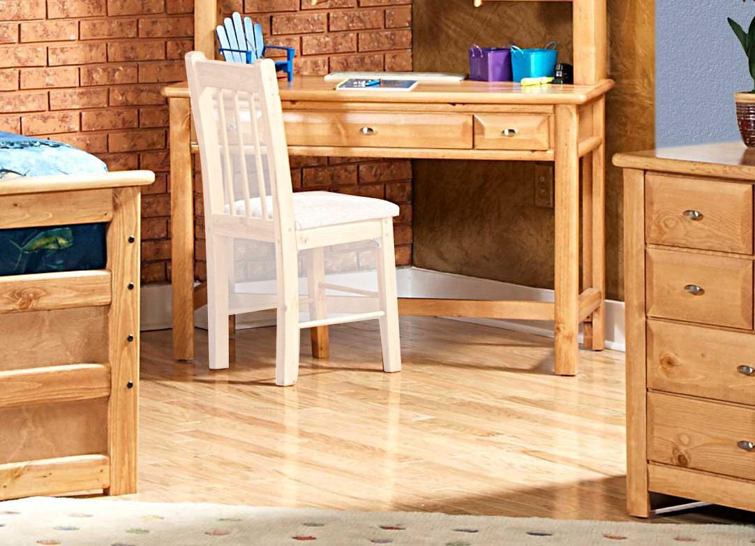 Chelsea Home 3534540-C Student Desk - Caramel