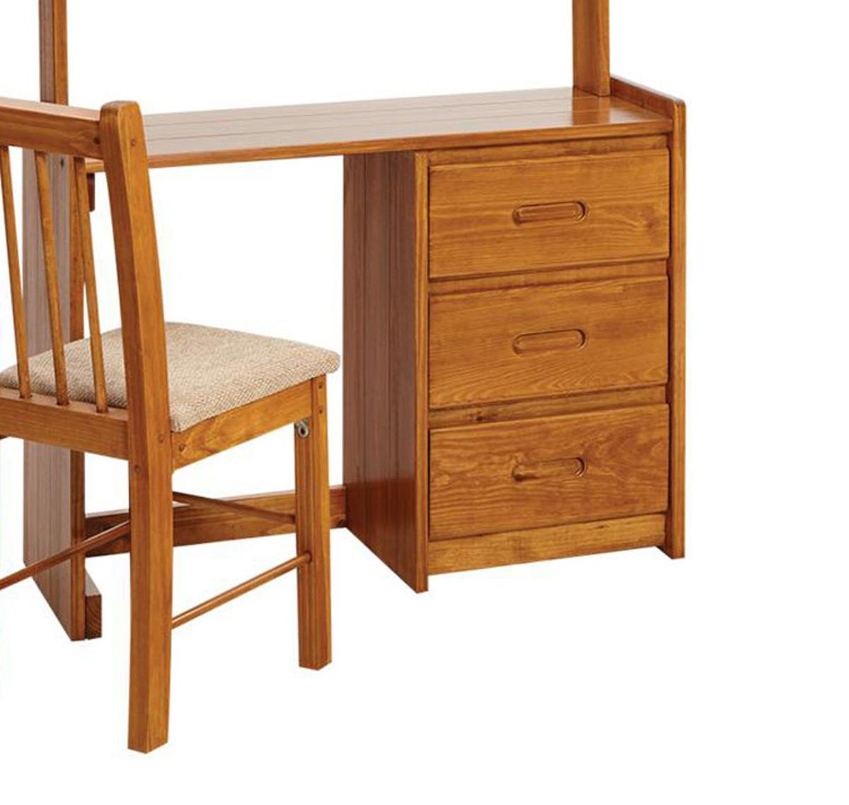 Chelsea Home 360031 Desk - Honey