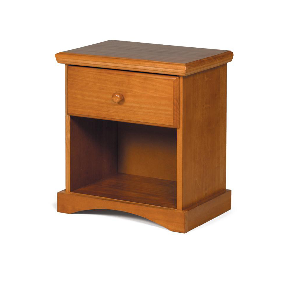 Chelsea Home 3641120 Night Stand - Honey