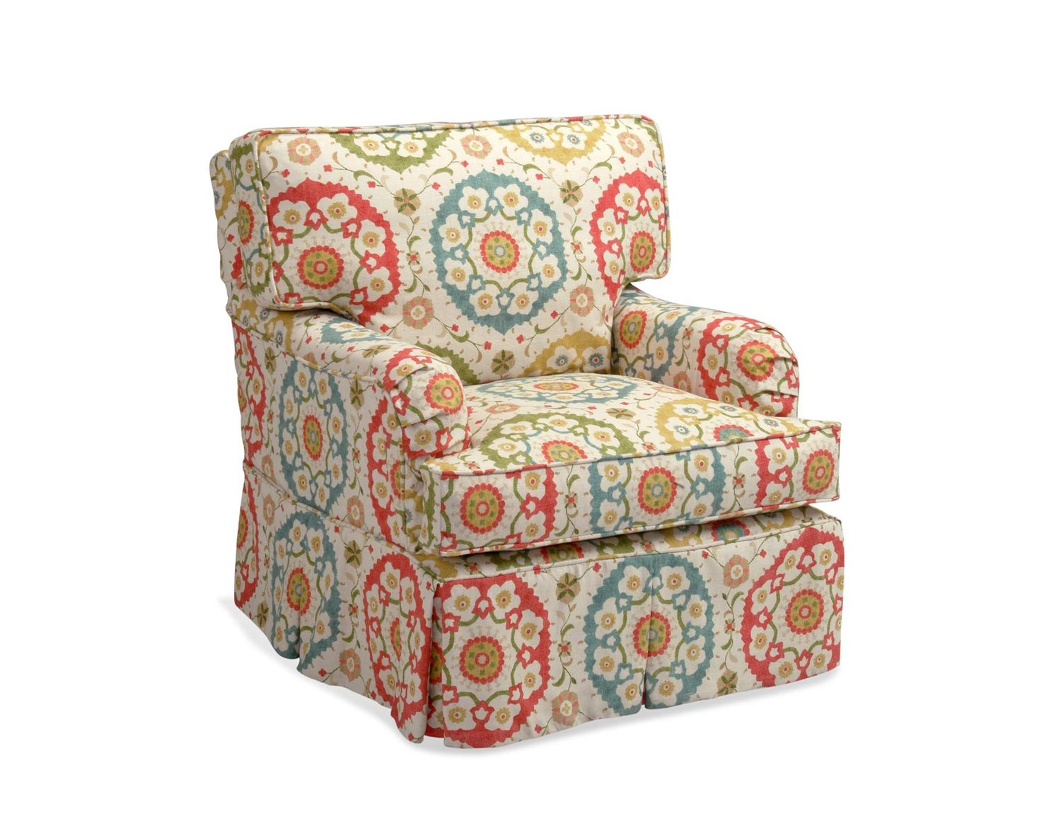 Chelsea Home Kimberly Accent Glider - Cornwall Garden