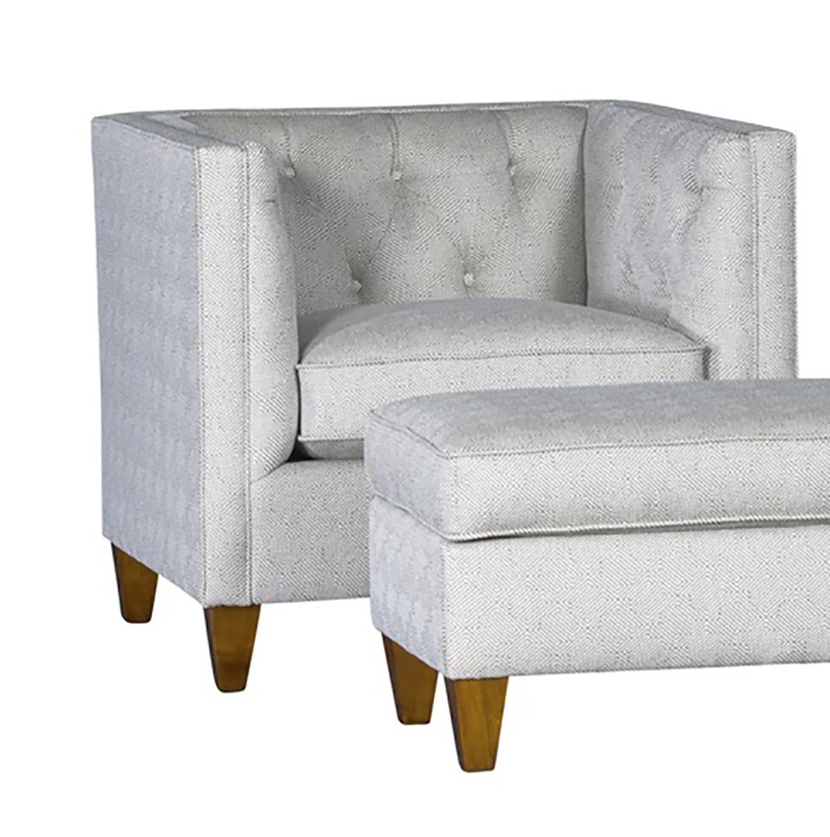 Chelsea Home Sudbury Chair - White