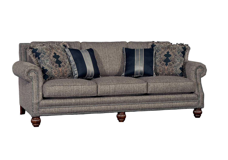 Chelsea Home Swampscott Sofa Set - Grey