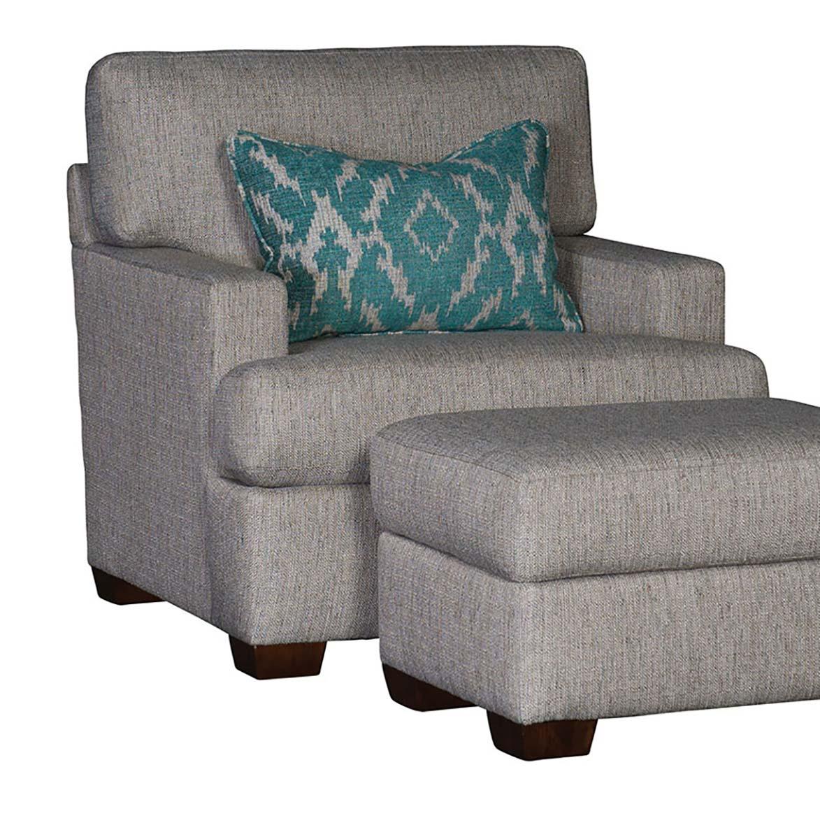 Chelsea Home Taunton Chair - Desiree Mushroom