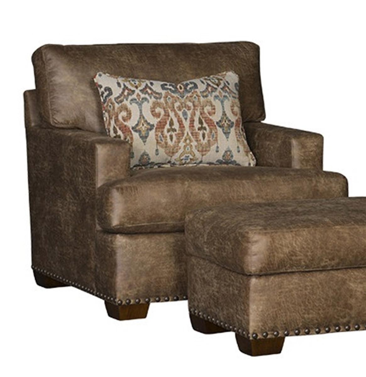 Chelsea Home Taunton Chair - Brown