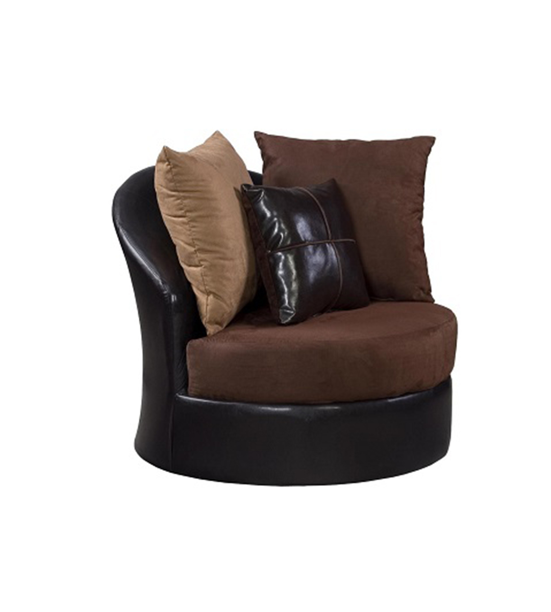 Chelsea Home Willy Chair - Chocolate