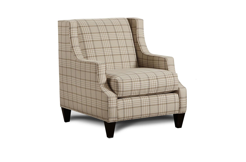 Chelsea Home Delling Accent Chair - Multicolor