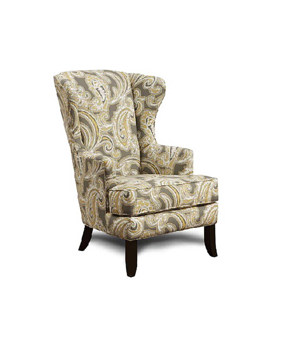Chelsea Home Derring Accent Chair - Multicolor