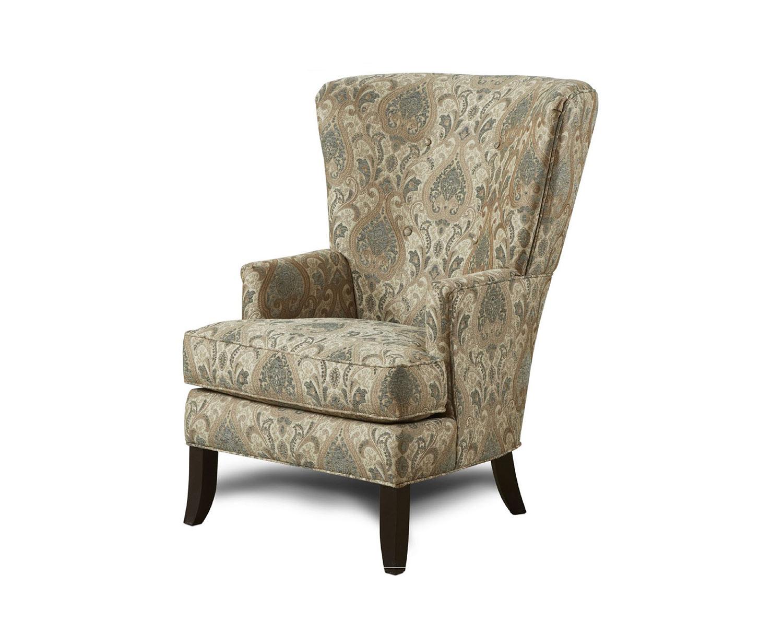 Chelsea Home Devon Accent Chair - Beige