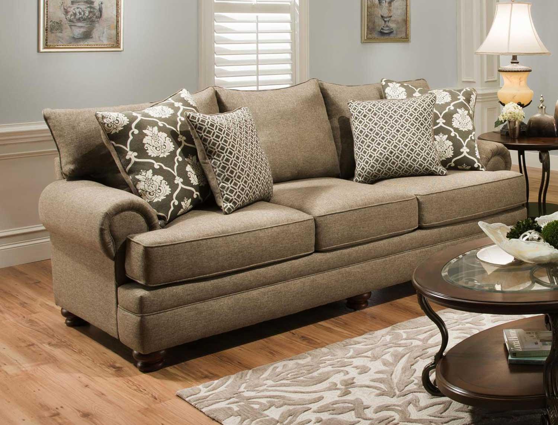 Chelsea Home Ria Sofa Set - Grande Badger