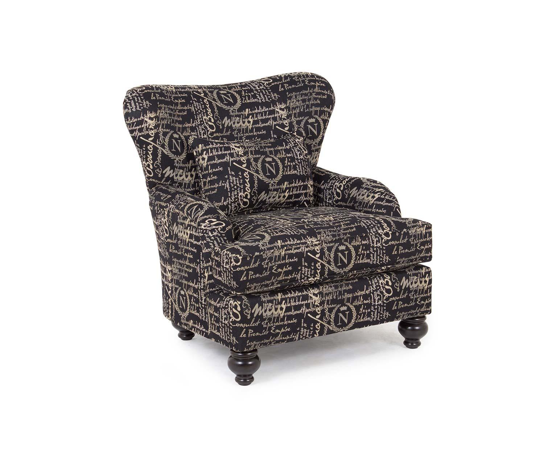 Chelsea Home Jessa Accent Chair - Khaki