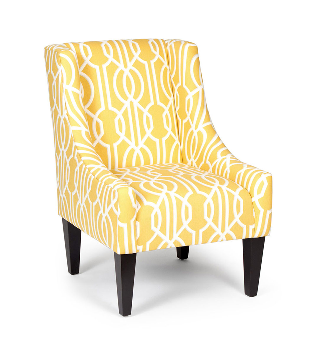 Chelsea Home Jack Accent Chair - Barley