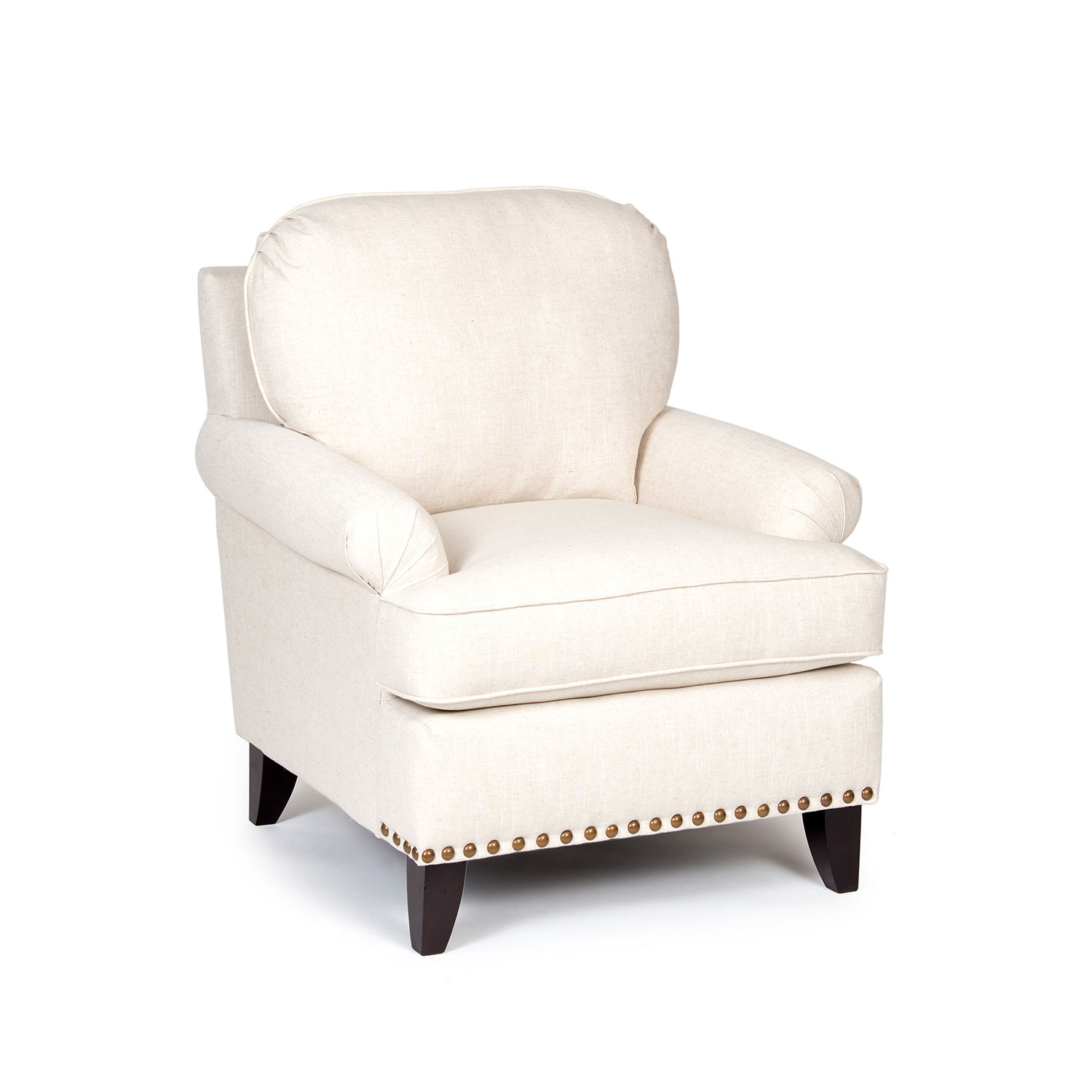 Chelsea Home Jed Accent Chair - Narural