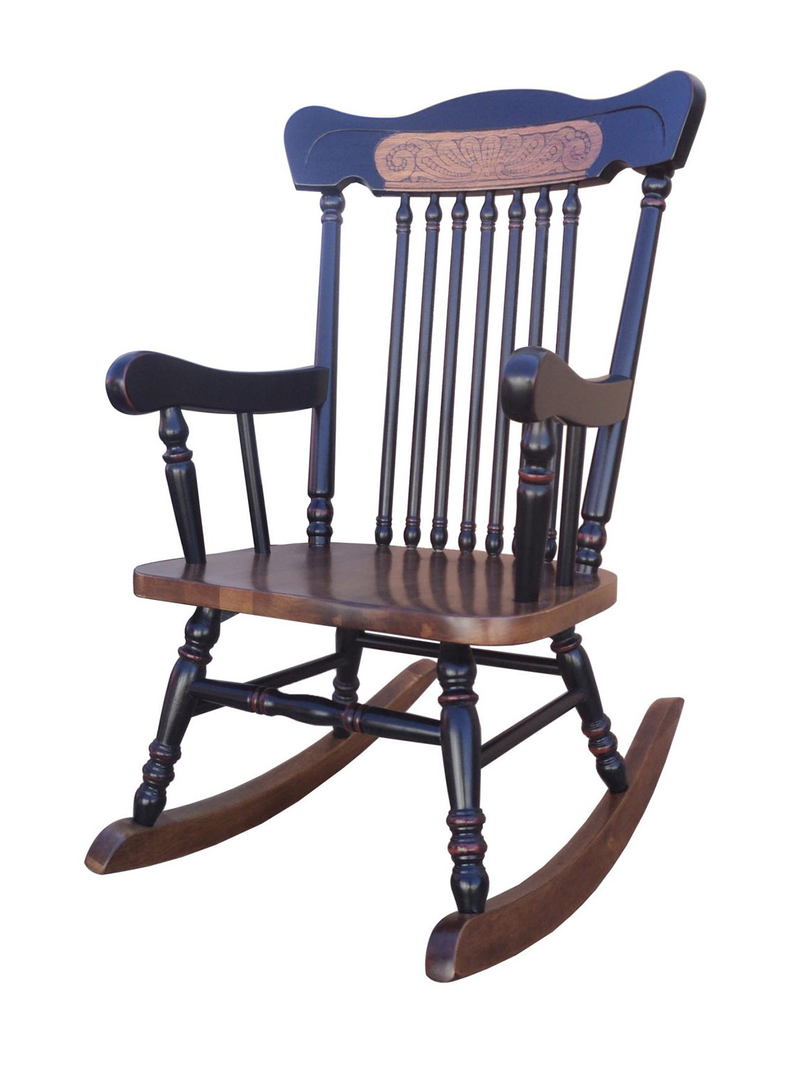 Chelsea Home Bearwood Childs Rocker - Two Tone