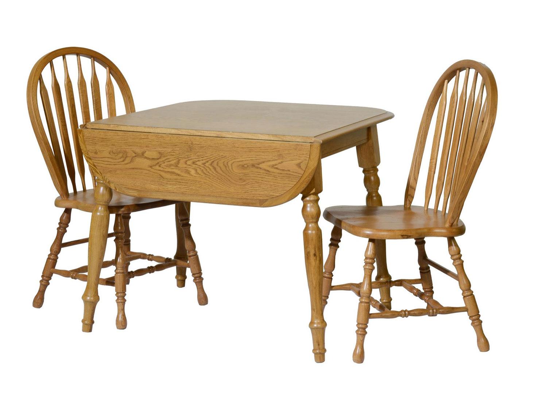 Chelsea Home Taylore Table - Harvest Oak