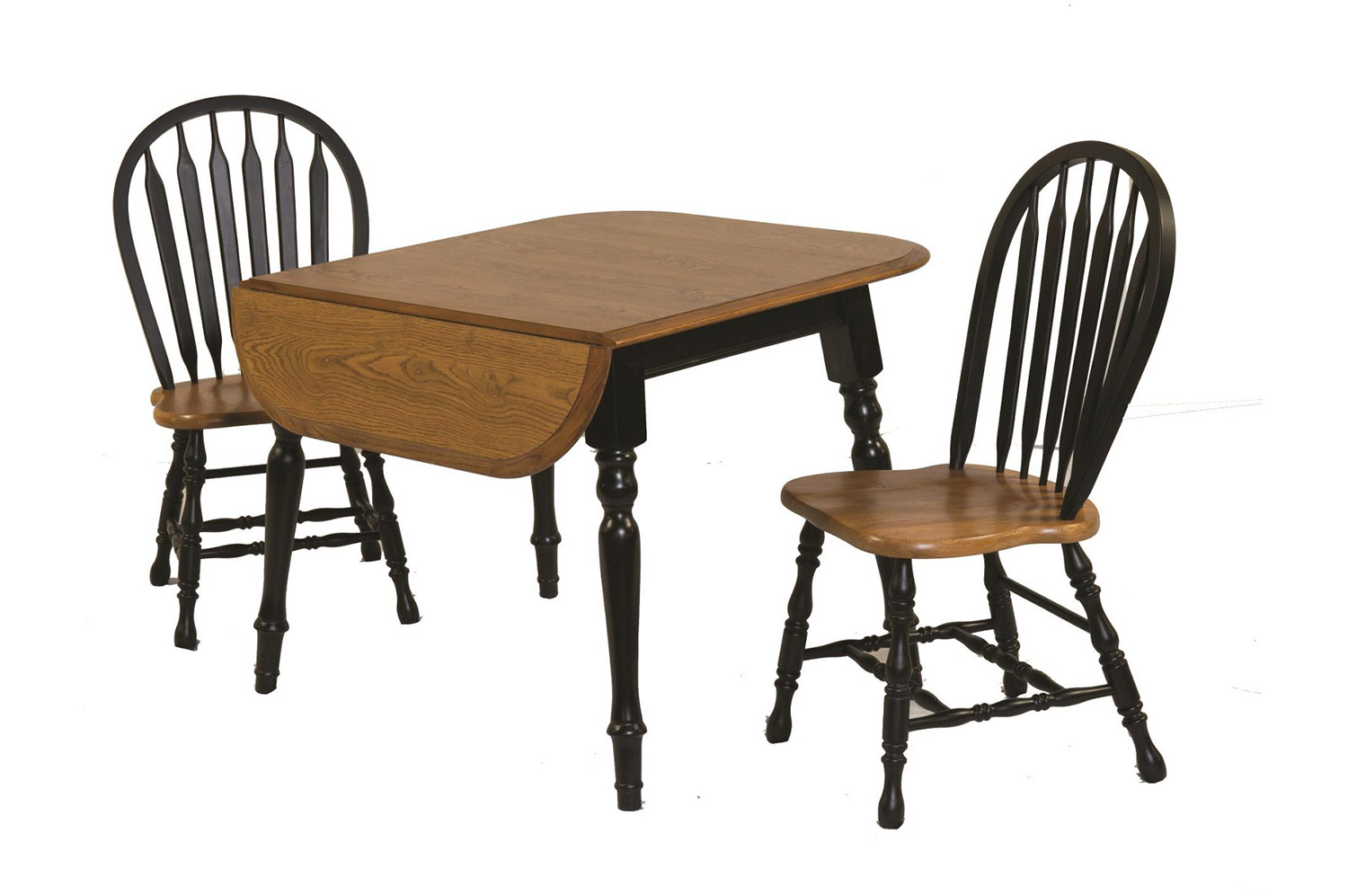 Chelsea Home Taylore Table - Harvest/Black
