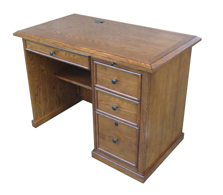 Chelsea Home Lavender Desk - Burnished Walnut