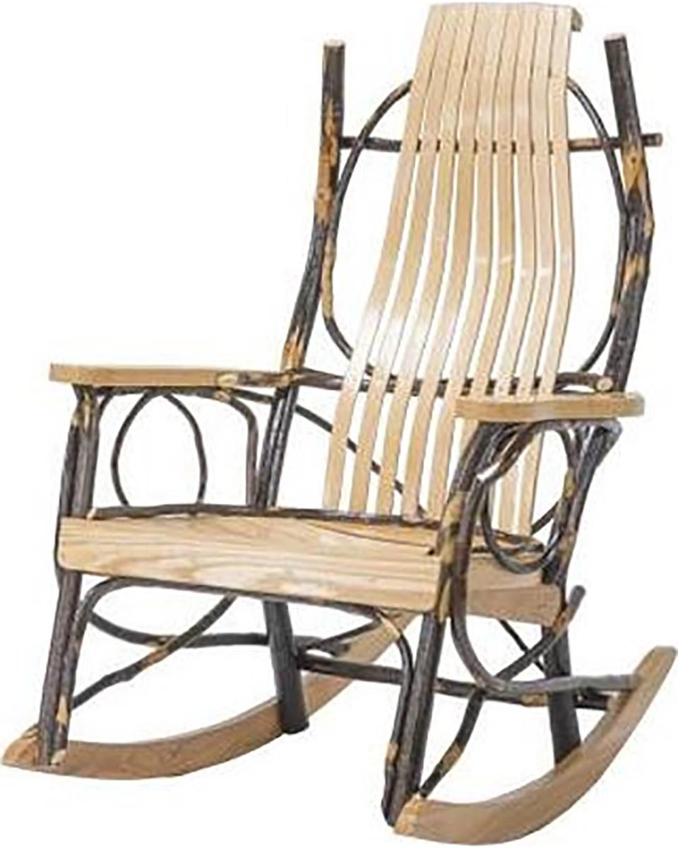 Chelsea Home Barrah Rocker Chair - Natural