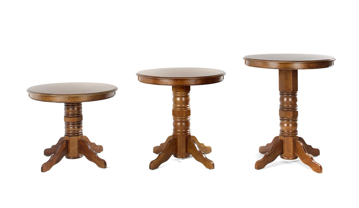 Chelsea Home Amherst 36 Inch Round Table Top Tobacco Chf 82sm36top