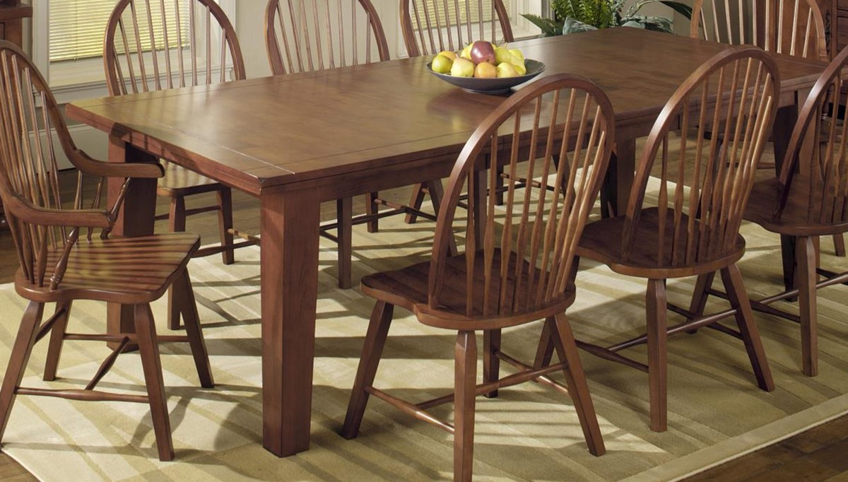 Chelsea Home Avon Table - Tobacco