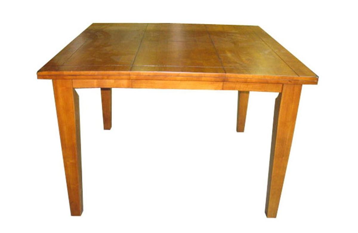 Chelsea Home Barre Table - Wood Tone