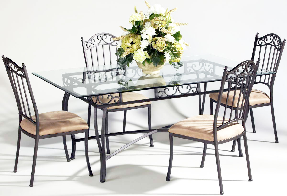 Chintaly Imports 0710 Rectangular Dining Collection