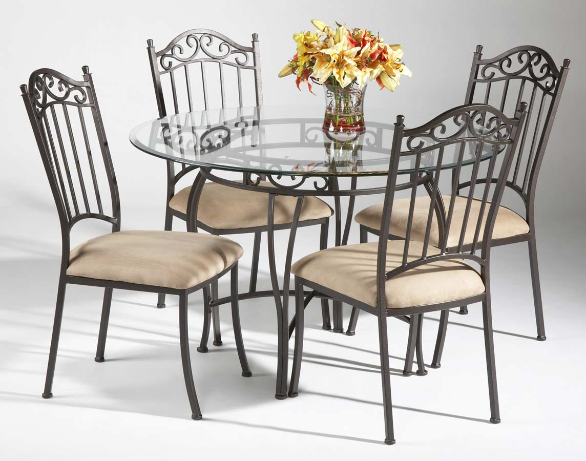 Chintaly Imports 0710 Round Dining Collection