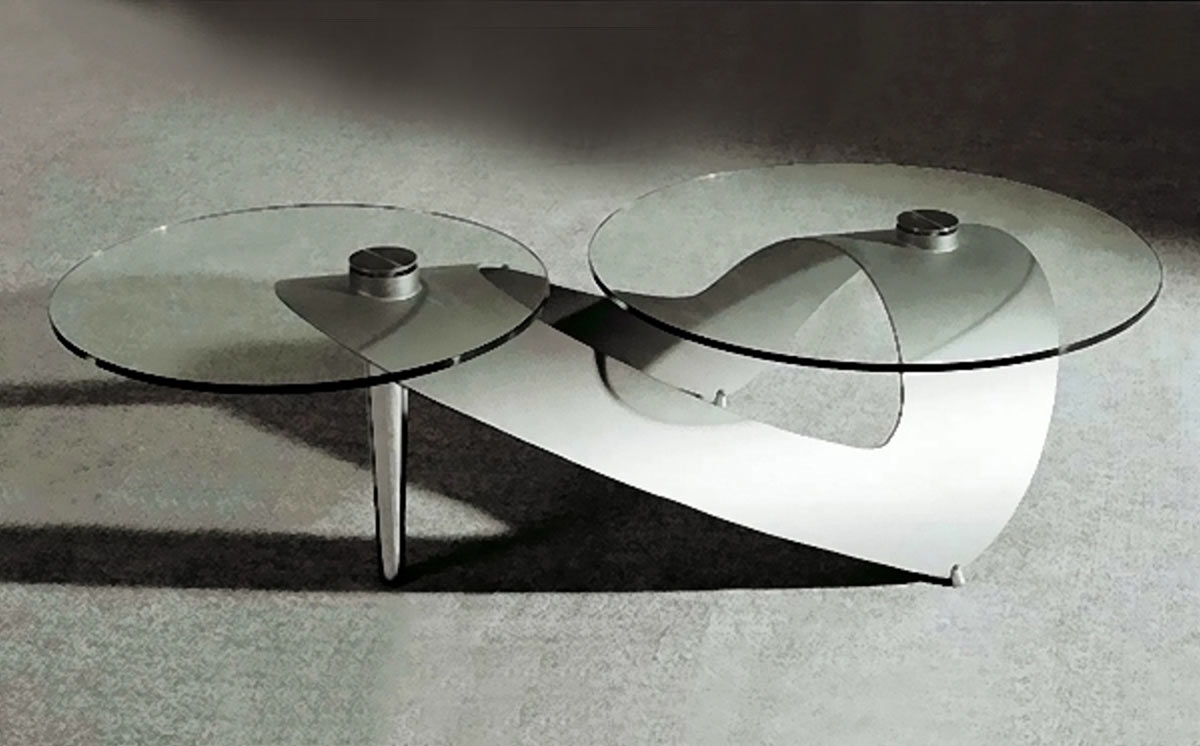 Chintaly Imports Art Deco Cocktail Table