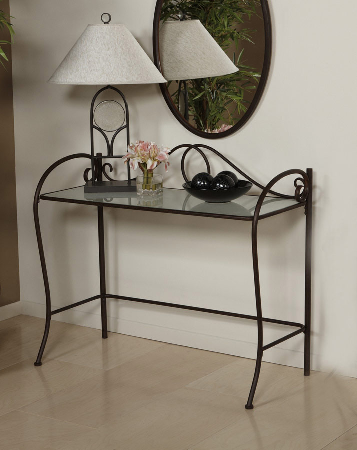 Chintaly Imports 511 Metal Dresser