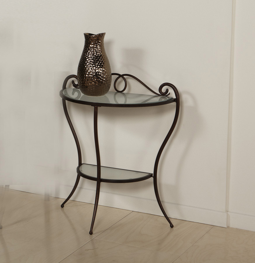 Chintaly Imports 511 Metal Night Stand