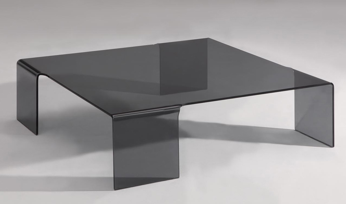 Chintaly Imports 7260 Square Bent Cocktail Table