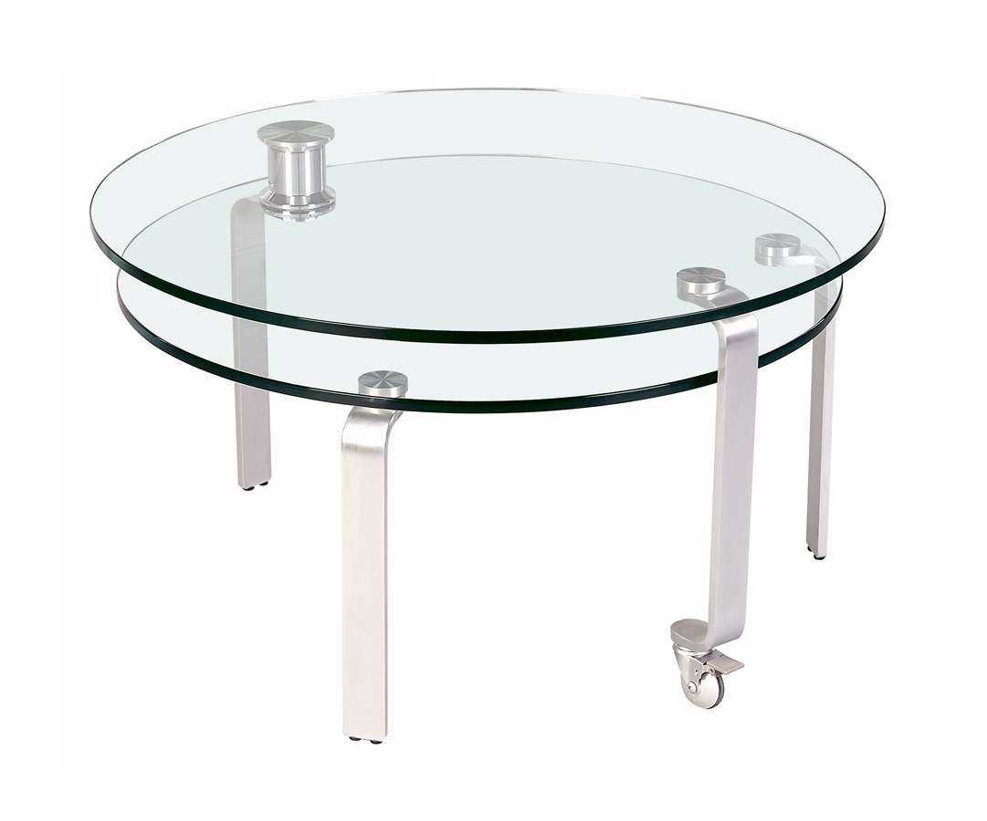 Chintaly Imports 8161 Motion Cocktail Table