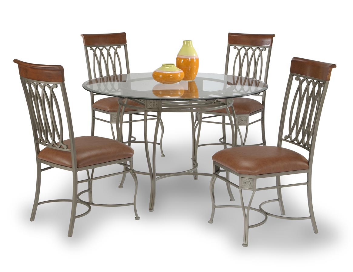 Chintaly Imports Albert Round Dining Collection