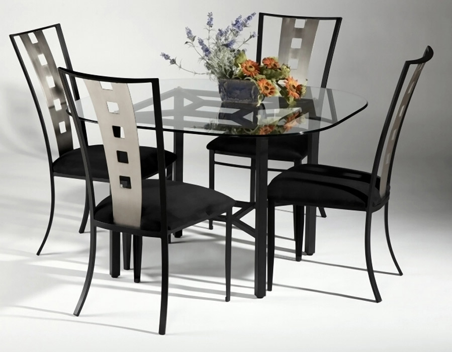 Chintaly Imports Alexis Round Dining Collection