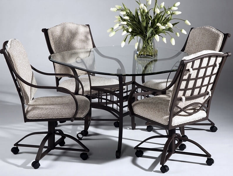Chintaly Imports Anita Square Round Dining Collection