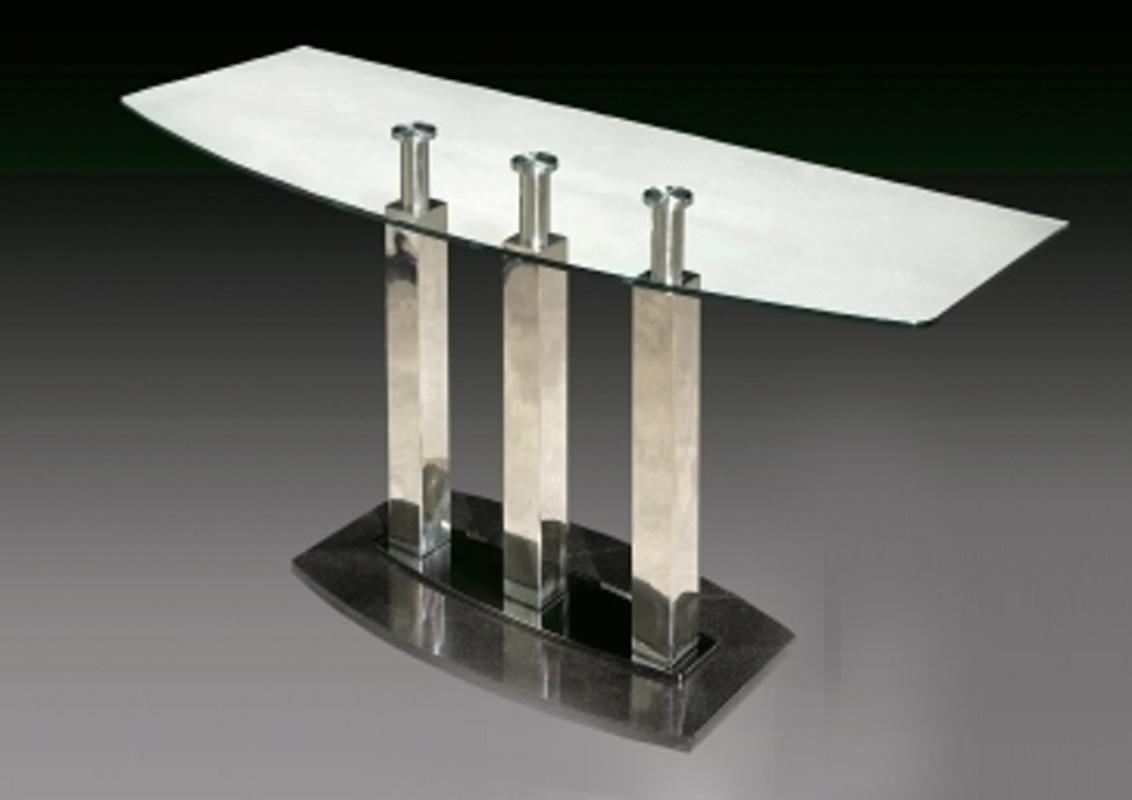 Chintaly Imports Cilla Sofa Table