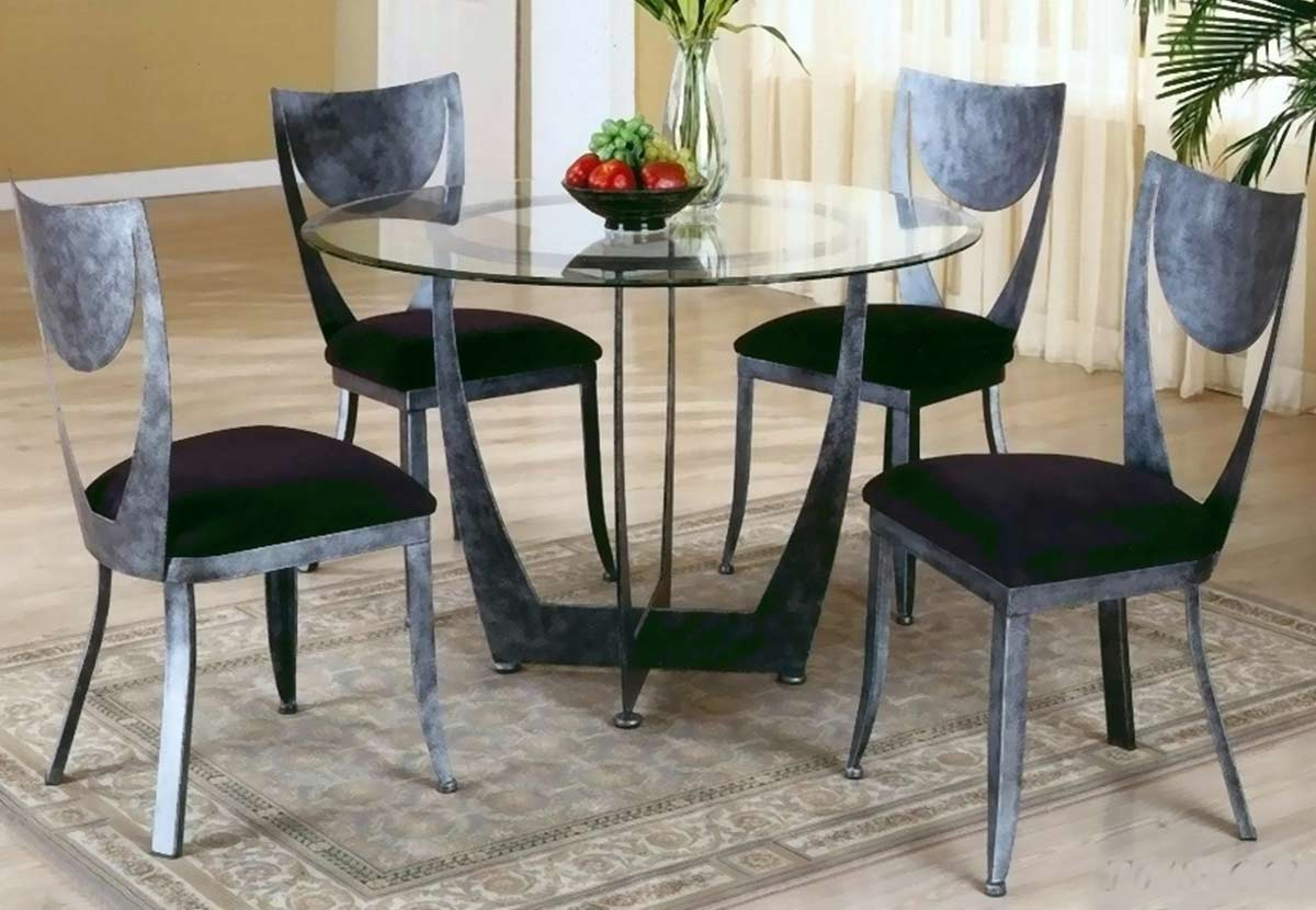Chintaly Imports Claire Round Dining Collection