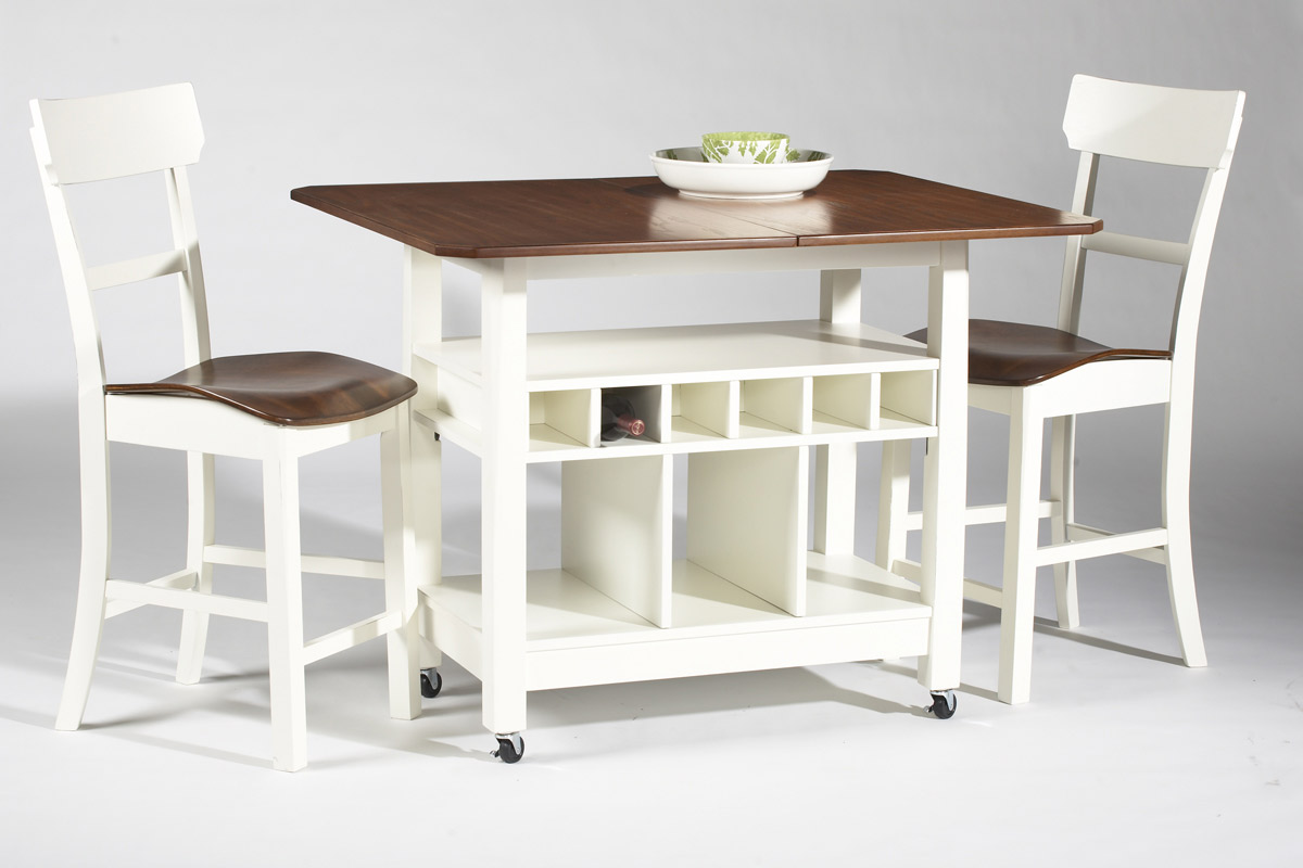 Chintaly Imports Cleo Counter Height Dining Collection