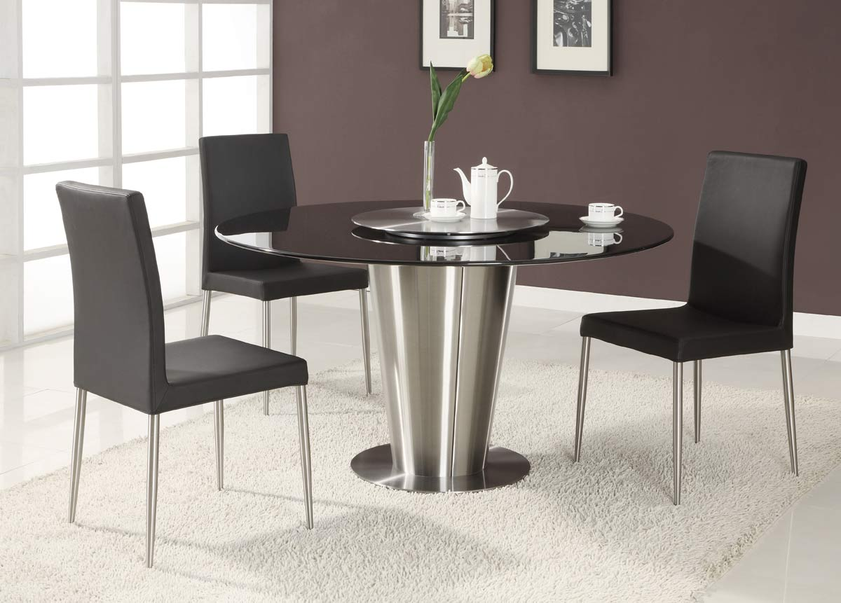 Chintaly Imports Dawn Round Dining Collection