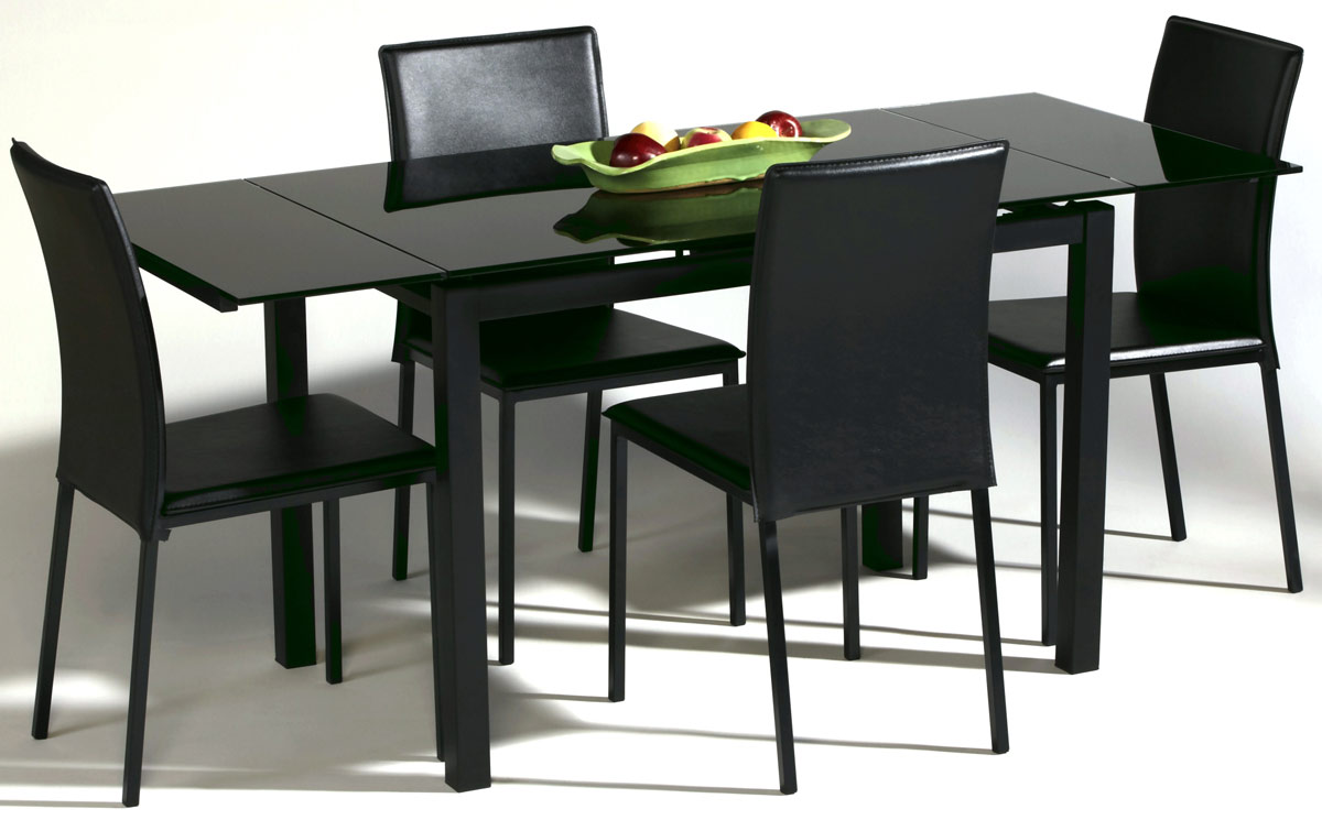 Chintaly Imports Estelle Double Extension Dining Collection