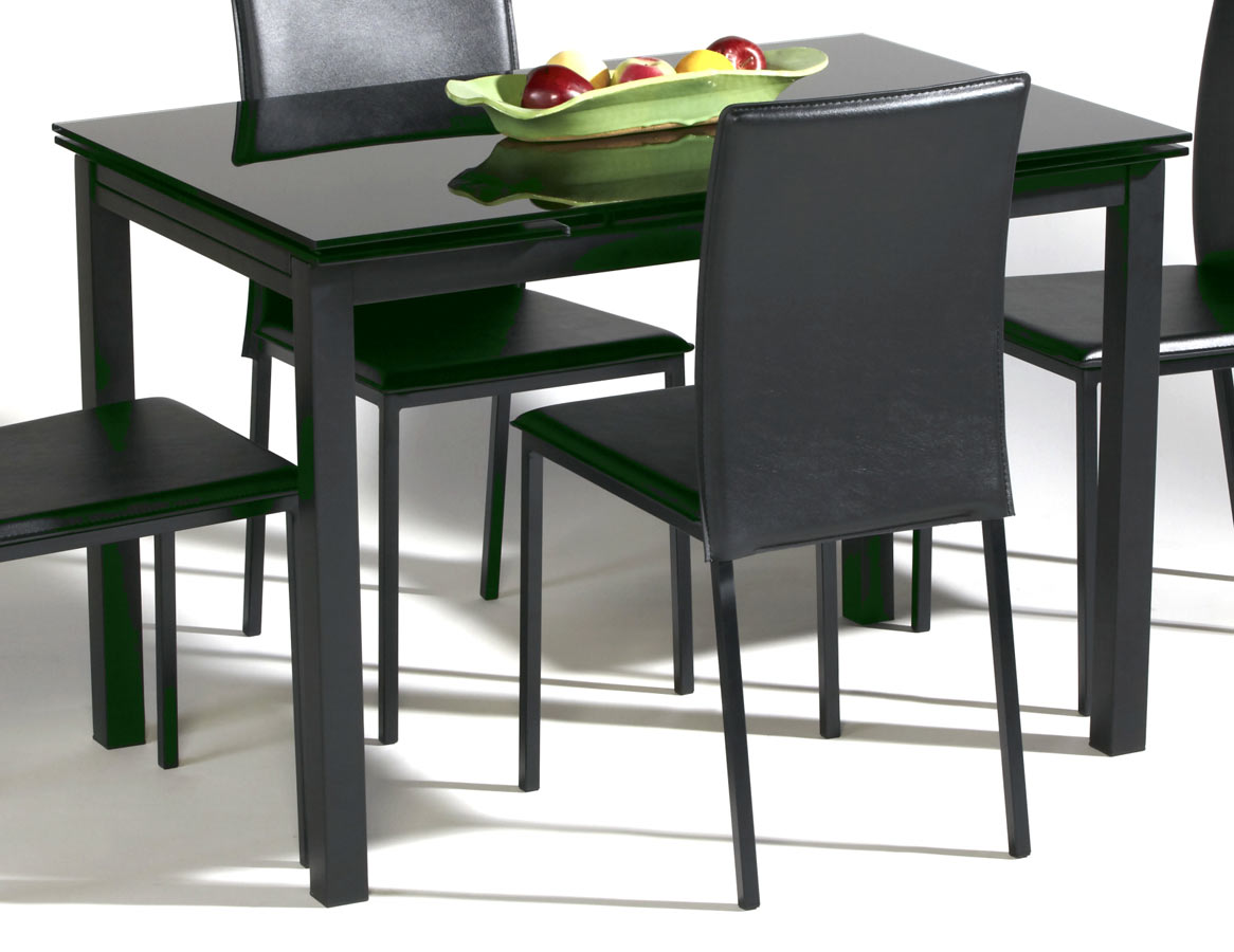 Chintaly Imports Estelle Double Extension Table