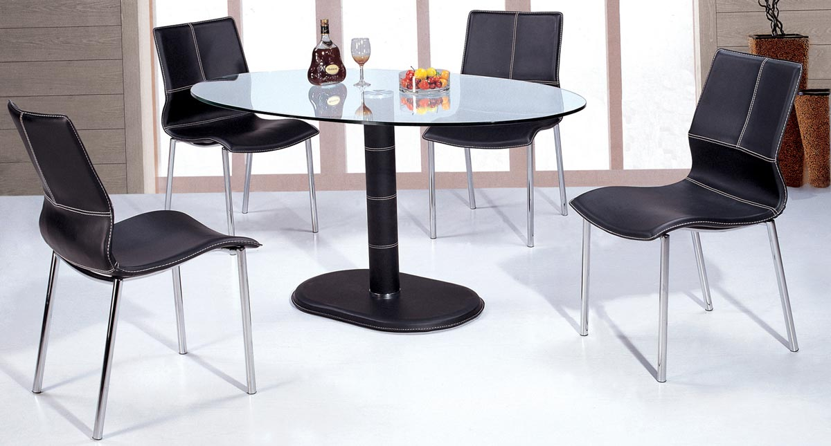 Chintaly Imports Gabriella Oval Dining Collection