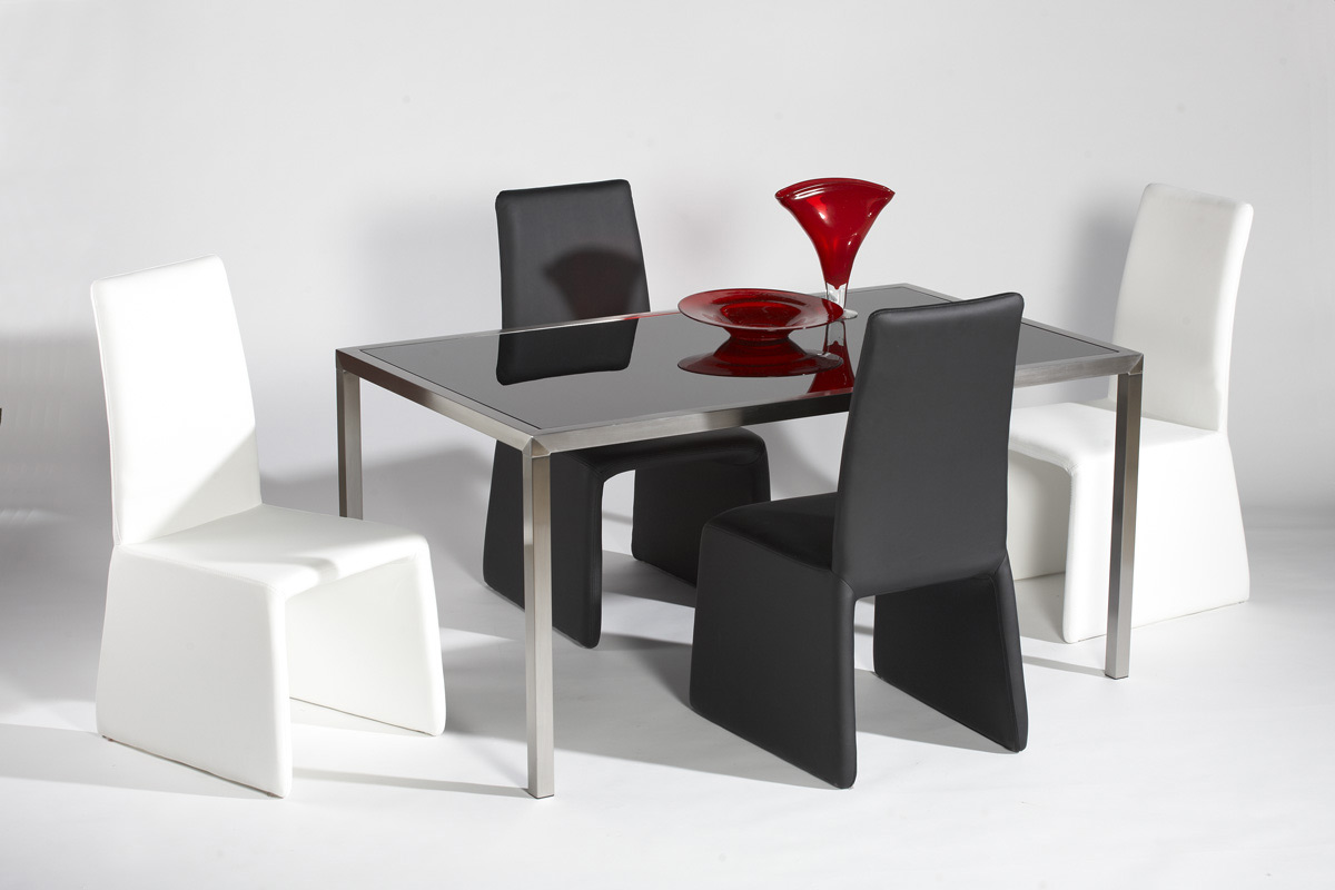 Chintaly Imports Hilary Contemporary Dining Collection