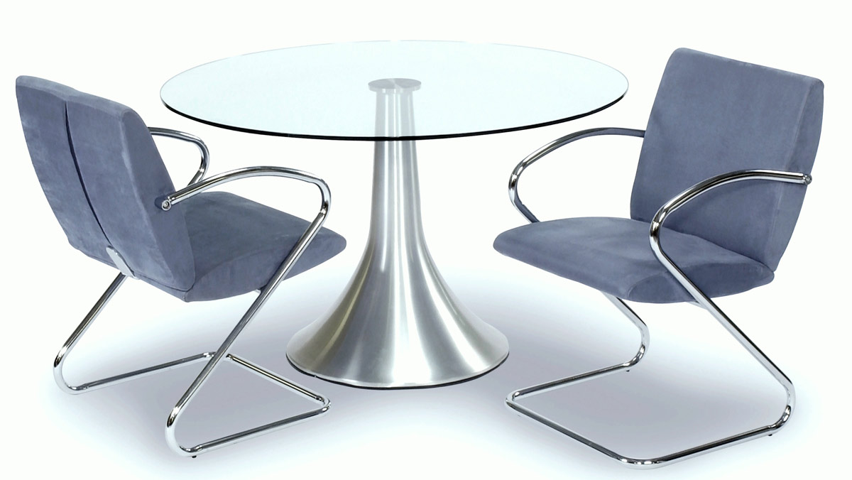 Chintaly Imports Jasmine Round Dining Collection