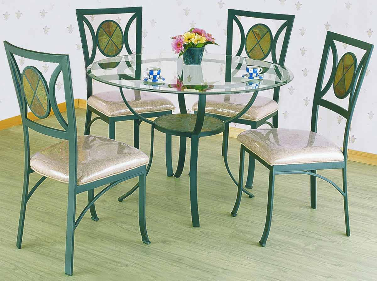 Chintaly Imports Jenny Round Dining Collection