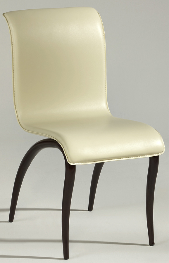 Chintaly Imports Judith Arch Back Contemporary Side Chair