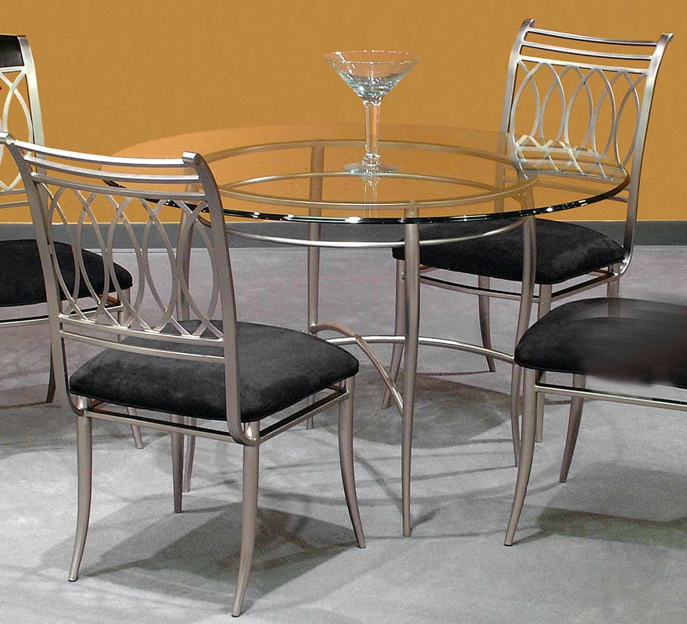 Chintaly Imports Julia Round Dining Collection