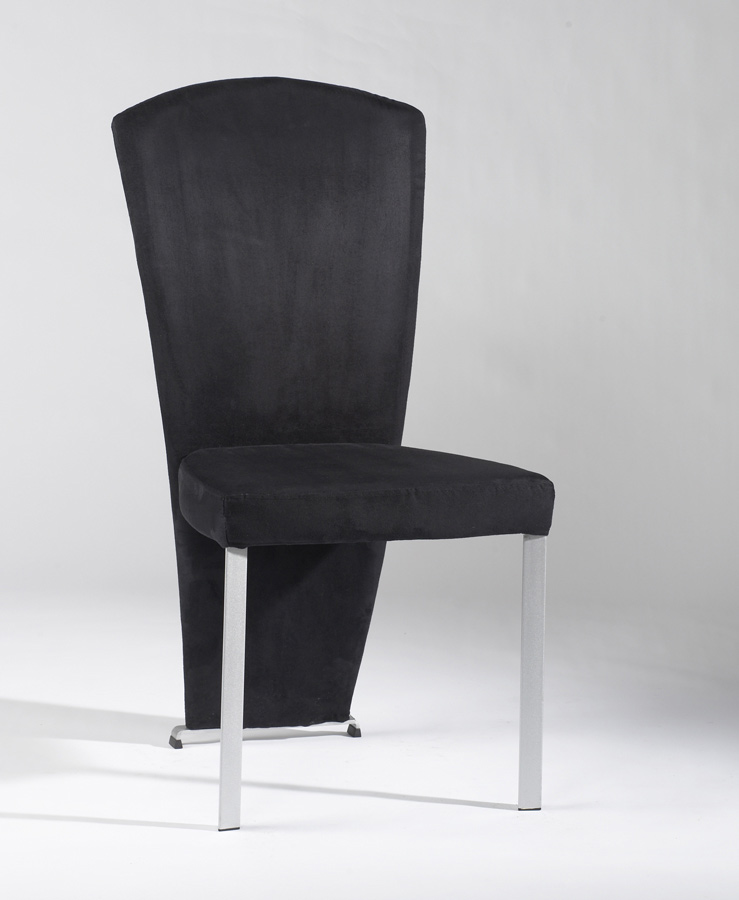 Chintaly Imports Monique Upholstered Back Side Chair